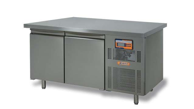 MODEL 16TE REFRIGERATED RETARDING PROVING BENCHES FOR PASTRY