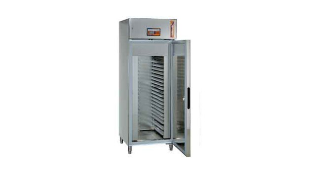 MODEL MA 20/650 BLAST BLAST CHILLERS / FREEZERS SIBERIAN SERIES