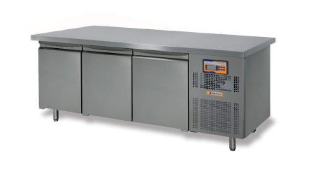 MODEL 24TE - 3P REFRIGERATED RETARDING PROVING BENCHES FOR PASTRY