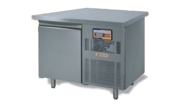 MODEL 8TE - 1P REFRIGERATED RETARDING PROVING BENCHES FOR PASTRY