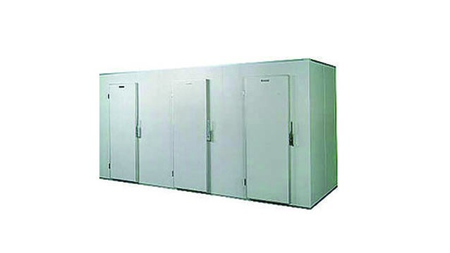 Small and medium sized commercial cold rooms